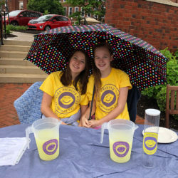 lemonade in the rain